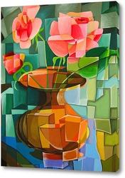 Кубические Розы
