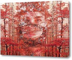 Картина Взгляд Осени
