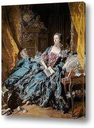 Портрет маркизы де Помпадур