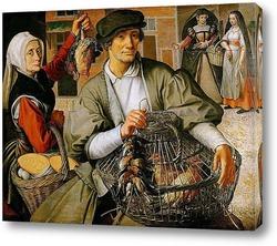 Картина Рыночная сцена