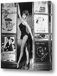 Картина Brigitte Bardot-06
