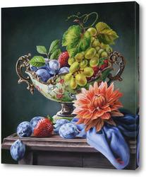 Картина В изящной вазе
