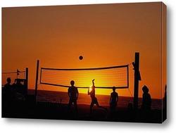 Картина Volleyball004