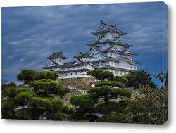 Картина Himeji Castle