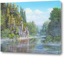 Река Чусовая 3