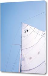 Картина Парус ждущий ветра