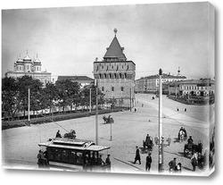 Картина Благовещенская площадь 1896  –  1905