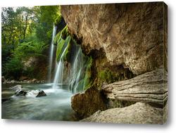 Картина Водопад Джур-Джур