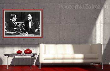 Модульная картина  Marlon Brando-11