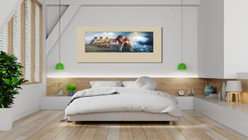 Модульная картина Пьеро - заклинатель дождя