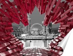 Постер  Символ Канады