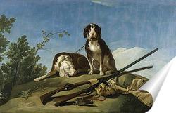 Постер Собаки на привязи