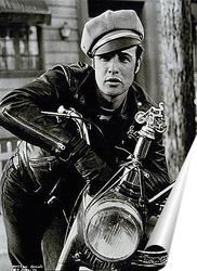 Постер  Marlon Brando-10-1