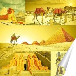 Постер Таинственный Египет