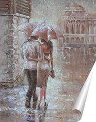 Постер Love story