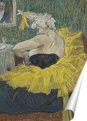 Постер Клоун Ча-У-Као, 1895
