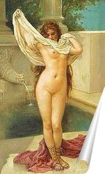 Постер После ванной