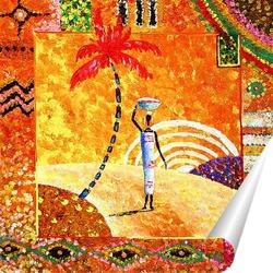 Постер Африка