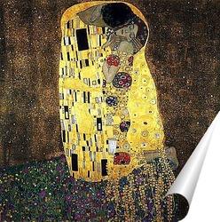 Постер Поцелуй. 1908