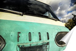 Постер Форд