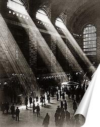 Перекур сверху горгульи, Крайслер Билдинг, 1940