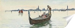 Постер Венецианский мотив