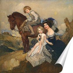 Постер Групповой портрет