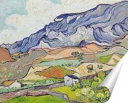 Постер Альпий в Сен-Реми