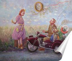 Постер Попутчица