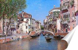 Постер Рио Сан Тровазо, Венеция