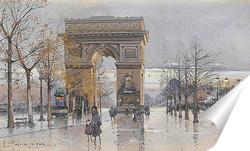 Париж бульвар