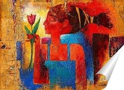 Постер Аромат тюльпана
