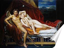 Постер Jacques-Louis David-2