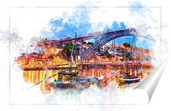 Постер Порто