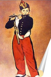 Постер Edouard Manet-3