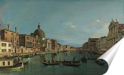Постер Канал,Венеция
