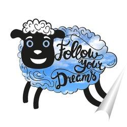 Постер Мечта Овечки