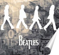 Постер The Beatles