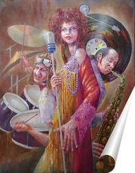 Постер Джаз