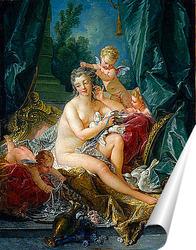 Постер Туалет Венеры