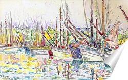 Постер Лодки, Груа