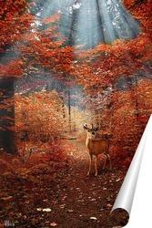 Постер Лесная сказка