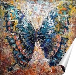 Постер Бабочка