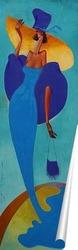 Постер Голубое видение