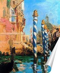 Постер Edouard Manet-1