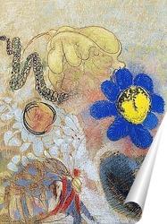 Постер Флора подводного мира