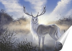 Постер Дух речного тумана