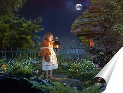 Постер Сказка на ночь