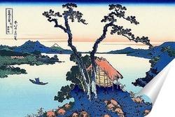 Постер Озеро Сувако в Синсю