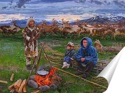 Постер День оленя